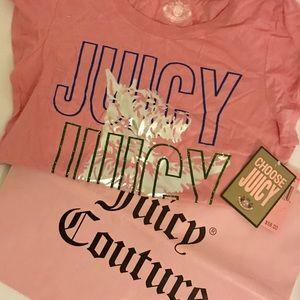 Juicy Court New Short Sleeve Tee
